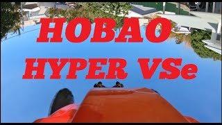 Hobao hyper VSe buggy: many flips, many crashes... quintuple backflip?