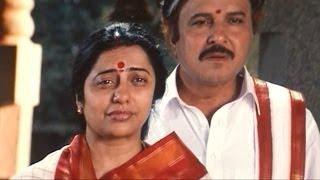 Pedababu Movie ||  Suhasini Crying For Jagapati Babu Sentiment Scene || Jagapati Babu,Kalyani