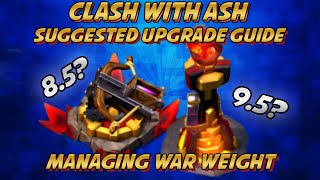 getlinkyoutube.com-Clash Of Clans | WHAT IS A .5? WHY DO IT? WHAT TO UPGRADE FOR 8.5, 9.5, 10.5