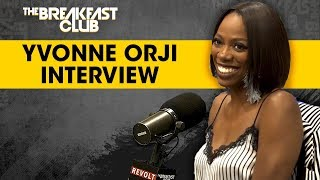 Yvonne Orji Talks 'Insecure', Strict Parents, Stand-Up Comedy + More width=