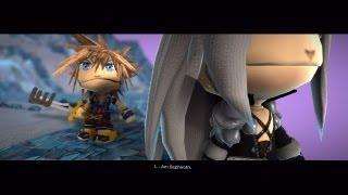 getlinkyoutube.com-LittleBigPlanet 2 - Kingdom Hearts - The Movie