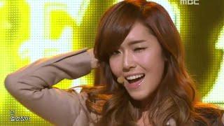 getlinkyoutube.com-Girls' Generation SNSD - The Boys 소녀시대 - 더 보이즈 Music Core 20111210