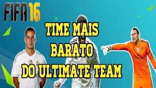 getlinkyoutube.com-FIFA 16►TIME MAIS BARATO DO ULTIMATE TEAM