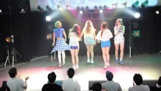 타히티 - 2014 tahiti in japan 오사카 공연 (Love sick)