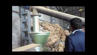 getlinkyoutube.com-Rice Husk Briquette Machine