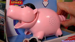 Toy Story 3 Talking Toys Porquinho HAMM e Dinossauro REX brinquedos