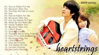 Full Album Heartstrings OST    Jung Yong Hwa   Park Shin Hye Full Special