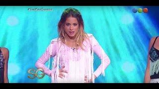 getlinkyoutube.com-Martina Stoessel baila en el último programa – Susana Giménez 2014