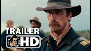 HOSTILES Trailer (2017) Christian Bale, Rosamund Pike Movie HD