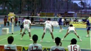 getlinkyoutube.com-Takrawthailand league 2010 4/17 2nd Regu 1st set