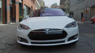 Top 5 Tesla Model S Features!