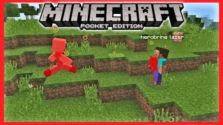 getlinkyoutube.com-[0.14.0] Herobrine VS Notch สุดโหด! - มอดฮีโร่บายปะทะนอช Herobrine VS Notch Mod | Minecraft PE 0.14