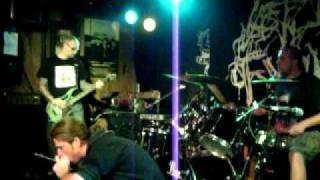 getlinkyoutube.com-Last Days Of Humanity - Live at Soos Plock in Volkel on 06-11-2010 (part 4 of 5)