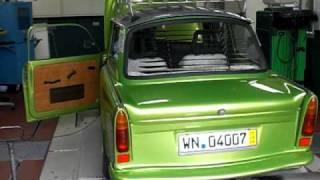 getlinkyoutube.com-Trabant Prüfstand 44,8PS