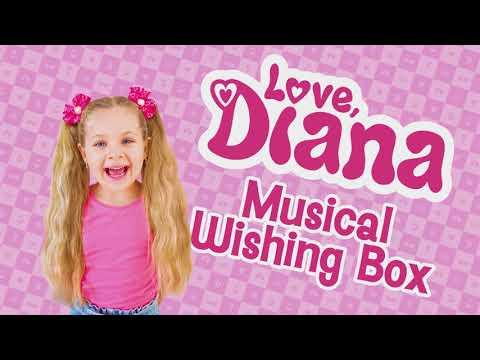 Love Diana Wishing Box
