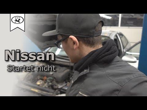 Nissan P12 Startet nicht | Does not start | Let's Work | VitjaWolf | HD