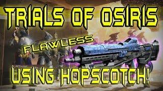 getlinkyoutube.com-Destiny - Trials of Thorn - Flawless 9-0 - Using Hopscotch Pilgrim! No Exotic Weapons!