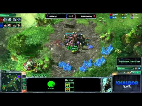#110/2011 - GoOdy(T) vs. Osho(Z) - Dreamhack StarCraft 2