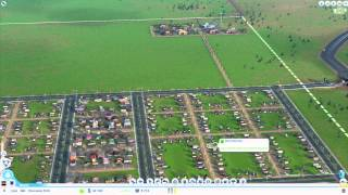 getlinkyoutube.com-SimCity - Zagraj z Huskiem - Region! odc.1