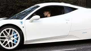 getlinkyoutube.com-Justin Bieber's Cars And House Collections HD - Celebritycarsinfo
