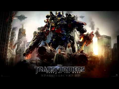 "Transformers 3 D.O.T.M. Soundtrack - 08. ""There Is No Plan"" - Steve Jablonsky"