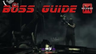 getlinkyoutube.com-The Evil Within Boss Guide - Chainsaw Guy - Chapter 3