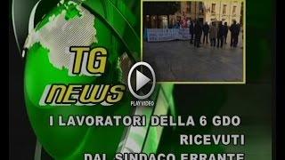 Tg News 20 Gennaio 2017