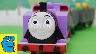 プラレールトーマス#19 ロージー Plarail Thomas #19 Rosie the Lavender Tank Engine