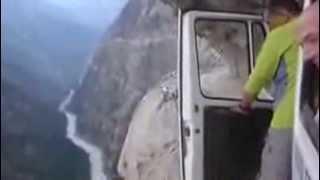 Voznja po najopasnijem putu na svetu