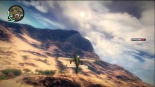 getlinkyoutube.com-Just Cause 2 Demo - Gameplay + Plane Location