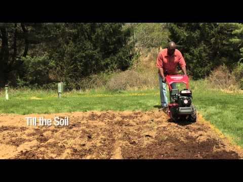 How to Start an Organic Garden   Troy-Bilt®
