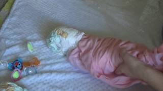 getlinkyoutube.com-New Silicone Baby all the Way From Australia!! Reborn Baby Box Opening :)