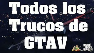 getlinkyoutube.com-Trucos de GTA 5 - Trucoteca Claves y Códigos PC | PS4 | PS3 | Xbox 360 | Xbox One Trampas Gta V