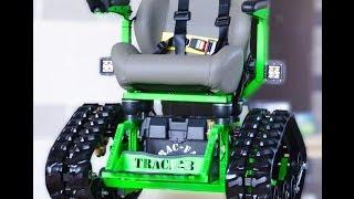getlinkyoutube.com-TracFab Tracked Wheelchair - TracFab Promo Video