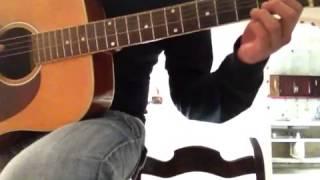 Sadness and sorrow tutorial guitarra naruton