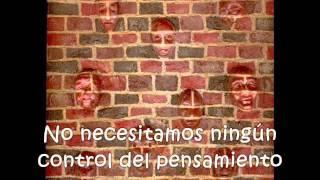 getlinkyoutube.com-Pink Floyd - Another Brick In The Wall (Subtitulada en Español)