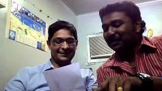 My Pakistani Friend Sing A Malayalam Song....LEJJAVATHIYE..By Zubair.3GP