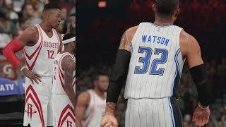 getlinkyoutube.com-NBA 2K16 PS4 Play Now - White Jersey Cheese!