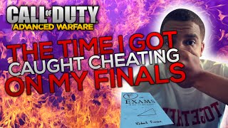 getlinkyoutube.com-Caught CHEATING on Finals!! Funny High School Story! (Facecam Commentary)