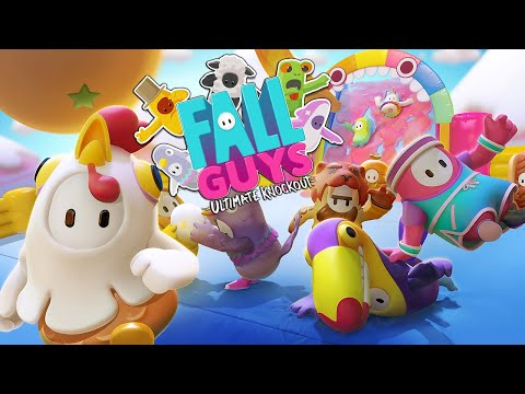 Let's Play: Fall Guys: Ultimate Knockout [Beta - Gameplay ITA]