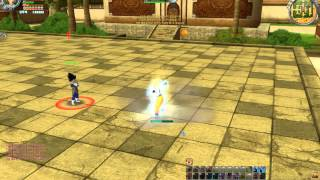 getlinkyoutube.com-Dragonball Online Server Battle Vs Vegeta