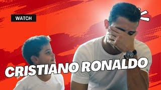 Ronaldo: Cristiano Ronaldo's Son Doesn't Know His Own Name - Bluray Delete Scene width=