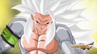 getlinkyoutube.com-Dragonball Budokai AF HD Gameplay - Gohan SSJ4 Vs Super Cell - Z3 Mode