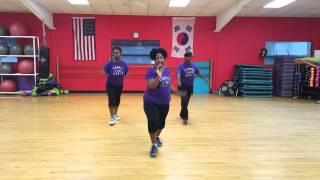 getlinkyoutube.com-WHEN JESUS SAYS YES Line Dance  MICHELLE WILLIAMS
