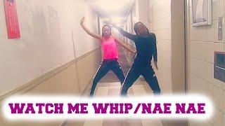 getlinkyoutube.com-Silento - Watch Me (Whip/Nae Nae) #WatchchMeDanceOn  Twins Version @MattSteffanina
