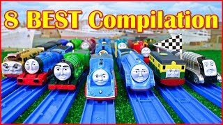 getlinkyoutube.com-THOMAS AND FRIENDS THE GREAT RACE TRACKMASTER COMPILATION | THOMAS & FRIENDS TOY TRAINS