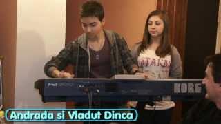getlinkyoutube.com-Andrada si Vladut Dinca - Colaje