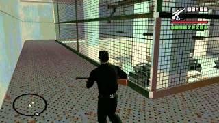 getlinkyoutube.com-Let's Play GTA San Andreas #052: S.W.A.T Panzer