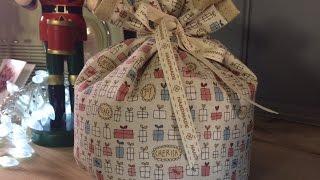 getlinkyoutube.com-Gift bag tutorial by Debbie Shore
