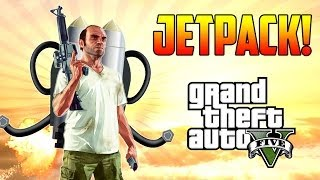 getlinkyoutube.com-GTA V - Personaje Oculto Que Habla del JETPACK! (Teoría)